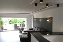 maler und malermeister lippstadt trockenbau wohnzimmer nachher